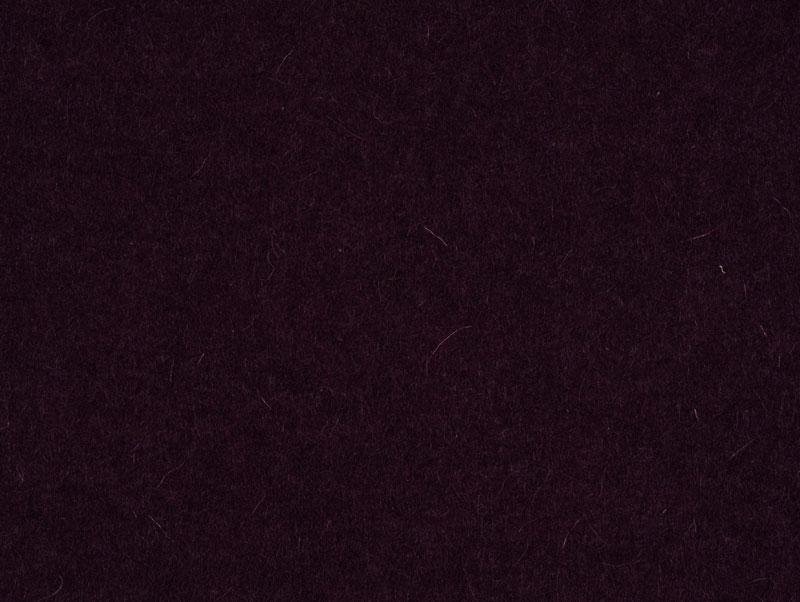 Filzrest Designfilz 5mm, Aubergine 437, ca. 180x50 cm